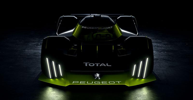 Avant-première - PEUGEOT annonce son retour aux 24 Heures du Mans à l'horizon 2022 avec le proto Le Mans Hypercar