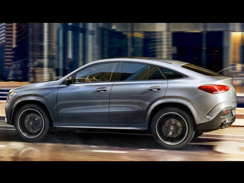 MERCEDES GLE Coupé 2020 vs GLE Coupé 2015