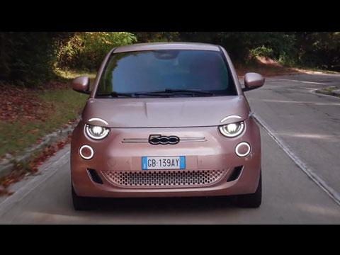 Nouvelle FIAT 500 Electrique (3+1) 2021