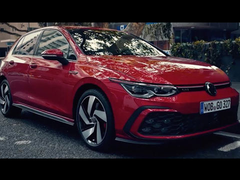 Nouvelle VW Golf GTI - Performances accrues
