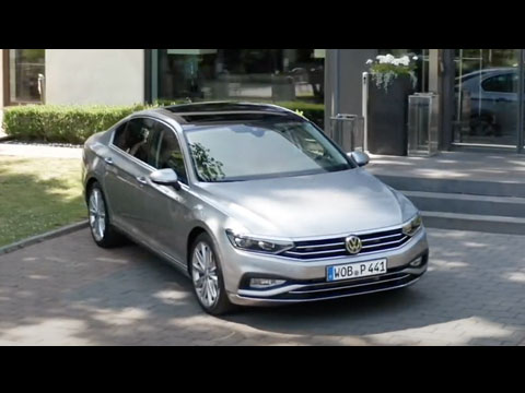 VW Passat 2020 arrive au Maroc