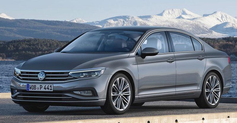 Nouveauté Maroc - VW introduit sa nouvelle Passat restylée au Maroc
