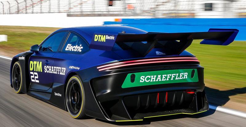 Actu. internationale - Le championnat allemand DTM Electric verra le jour en 2023!