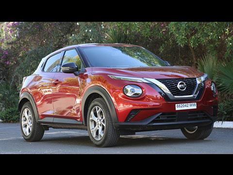 Test Drive du nouveau NISSAN Juke 2020 Maroc