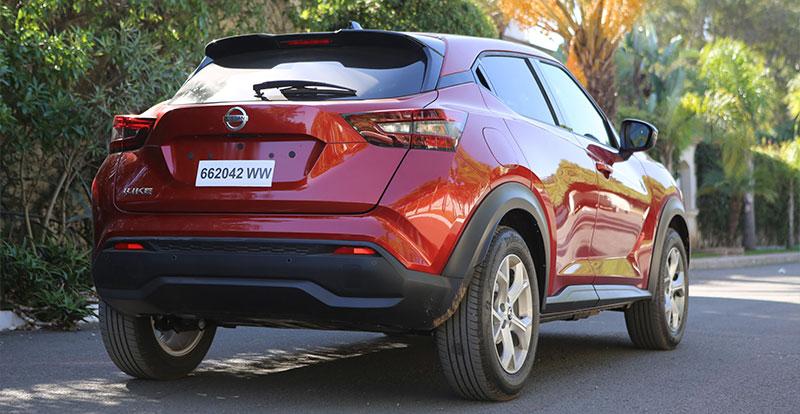 Essai - Test Drive du nouveau NISSAN Juke 2020 Maroc