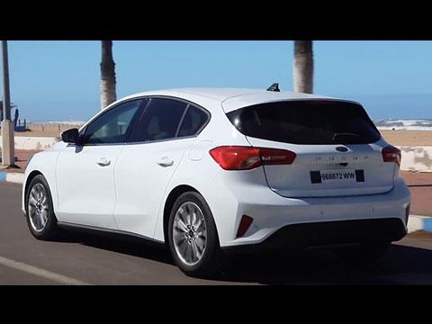 Test Drive de la nouvelle FORD Focus 4 Maroc