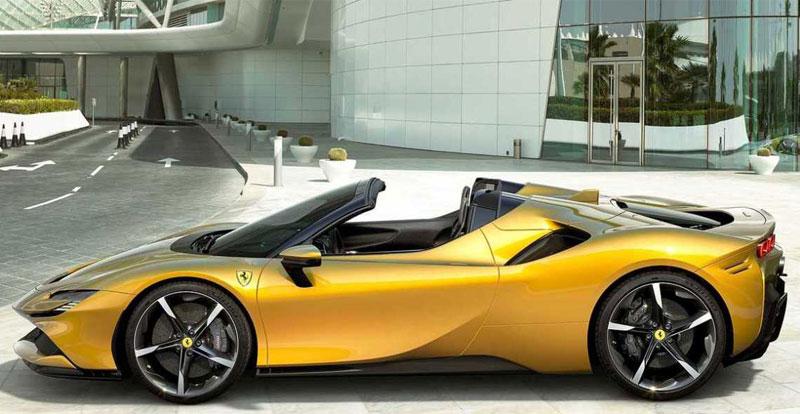 Nouveauté mondiale - FERRARI SF90 Spider: effeuillage méga «hot» de la supercar hybride de Maranello!