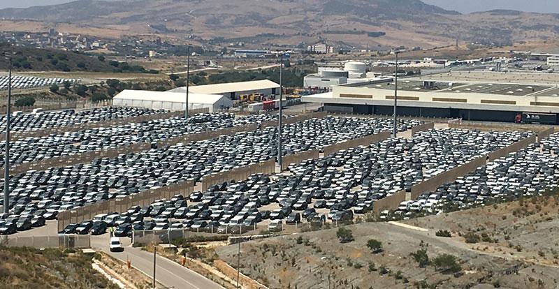 Actu. nationale - Groupe RENAULT Maroc: une reprise sous le signe de la prudence