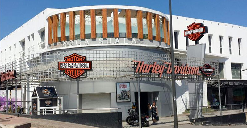 Actu. nationale - Harley Davidson se retire du marché marocain ?