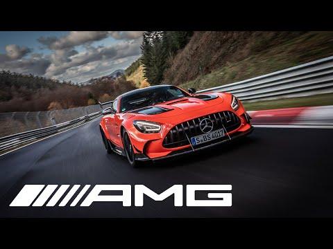 MERCEDES AMG GT Black Series : nouvelle reine du Nurburgring