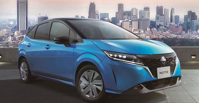 Première mondiale - Nissan Note III e-Power: révolutionnaire à plus d'un titre!