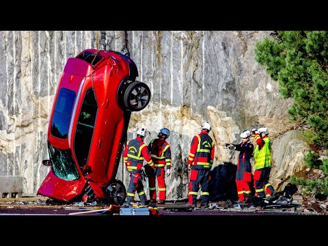 Sécurité : VOLVO organise un « lâcher » de véhicules !