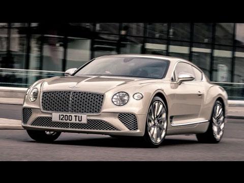Continental GT Mulliner - le clip officiel