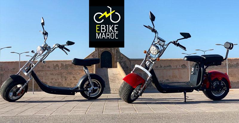 Actu. nationale - « E Bike » introduit au Maroc des vélos et motocycles 100% électriques