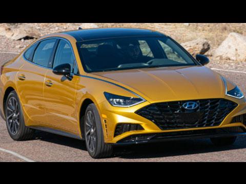 La nouvelle Hyundai SONATA Hybride - le film officiel