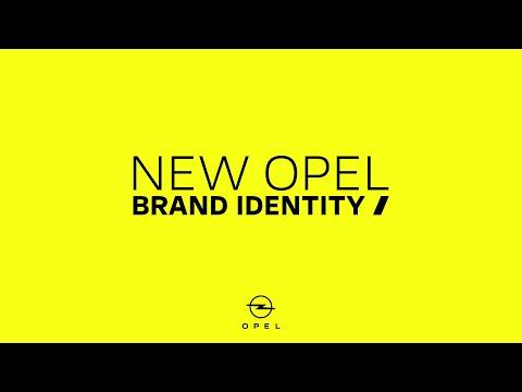OPEL décrypte sa nouvelle identité visuelle