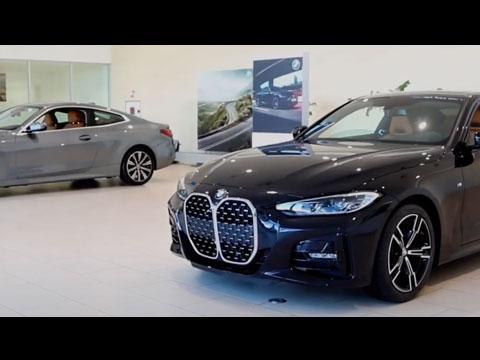 BMW introduit la Série 4 Coupé au Maroc