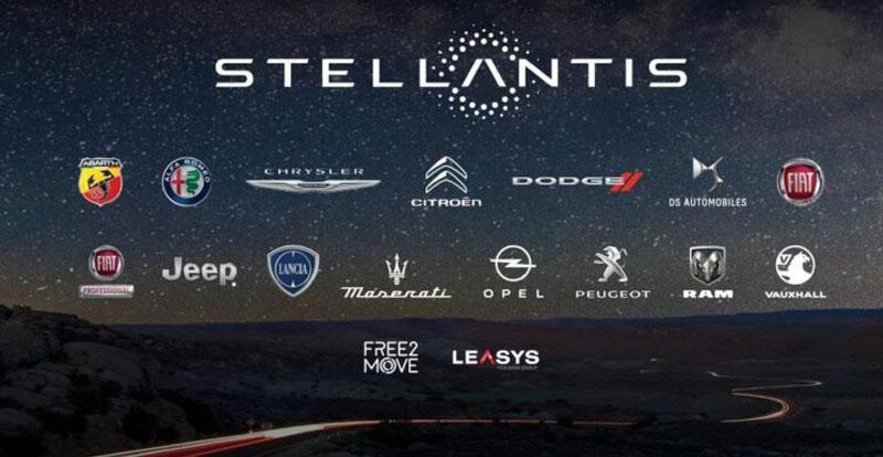 Marché - Les groupes FCA et PSA ont donné vie au géant Stellantis
