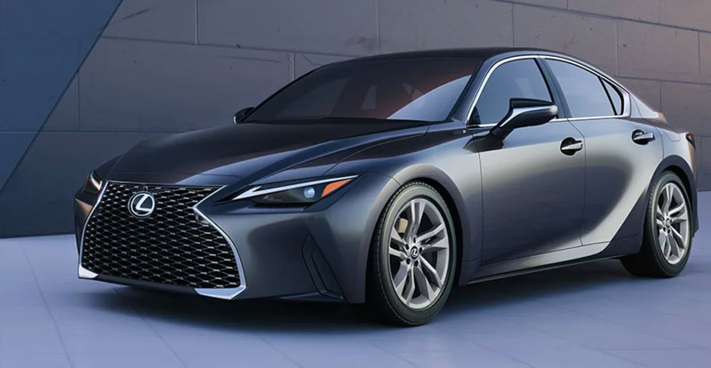 Nouvelle LEXUS IS 2021