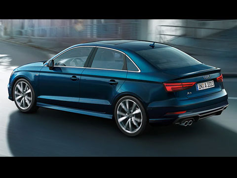 Audi A3 Sedan 2017 - le clip officiel
