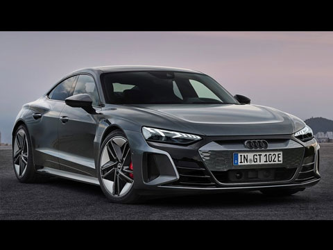 AUDI RS etron GT - le spot officiel