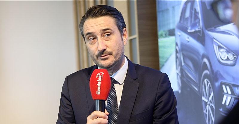 Actu. nationale - Entretien exclusif avec Cédric VEAU, DG de KIA Maroc