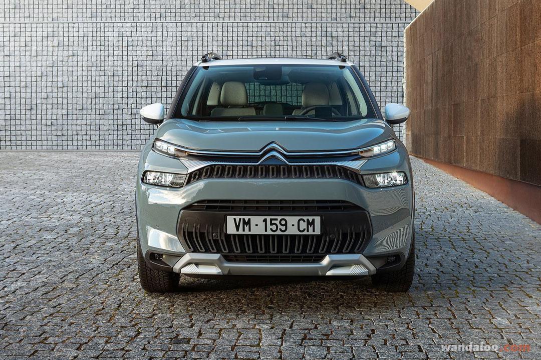 Nouveau Citroën C3 Aircross 2022