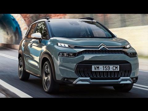 Nouveau Citroën C3 Aircross 2022 - le spot officiel