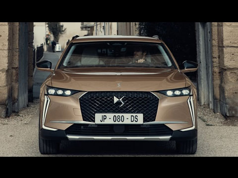 DS 4 Cross 2022 - le spot officiel