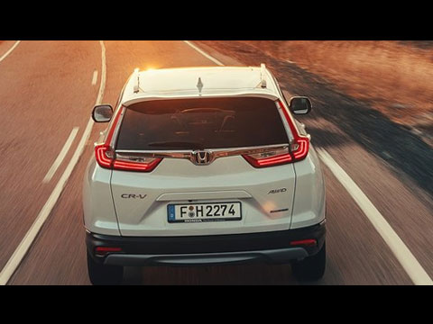 Honda CR-V 2020 Hybride - le spot officiel