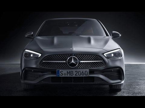 Nouvelle Mercedes-Benz Classe C 2022 - le clip officiel