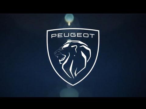 Histoire des logos PEUGEOT - New Brand Identity