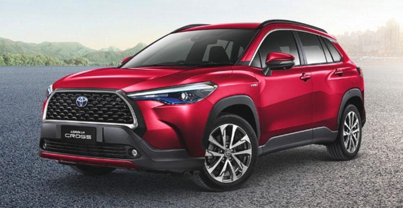 Nouveauté Maroc - Le SUV compact TOYOTA Corolla Cross Roads lancé sur notre marché