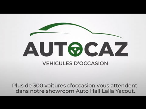 AUTO HALL lance son label occasion AUTOCAZ
