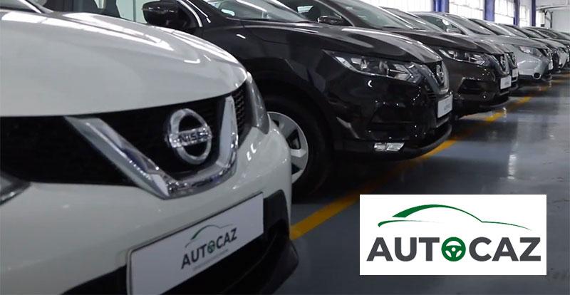 Actu. nationale - AUTO HALL lance le label VO multimarque AUTOCAZ et inaugure son premier Mégastore