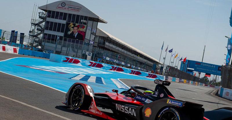 Actu. nationale - L'édition 2021 du Marrakech ePrix de Formule E finalement annulée!