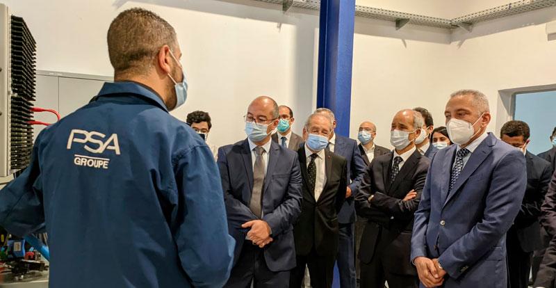 Actu. nationale - STELLANTIS inaugure « CETIEV 2.0 », un nouveau centre d'études et développement automobile