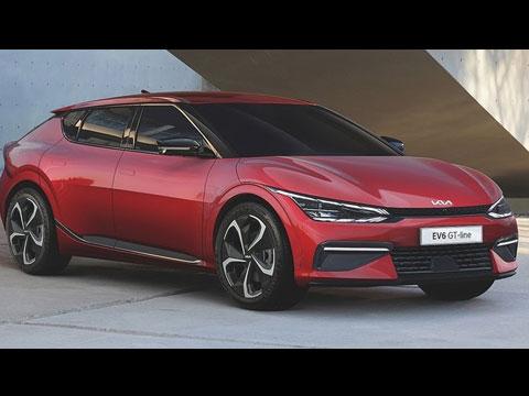 KIA EV6 GT 2022 - les premières infos
