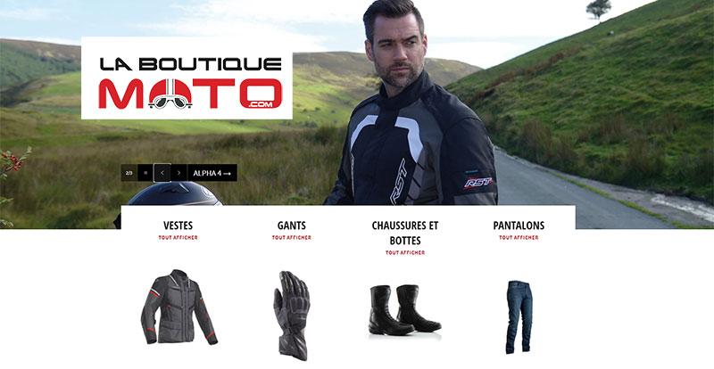 Actu. nationale - « La Boutique Moto » une plateforme de vente d'équipements pour motards voit le jour au Maroc