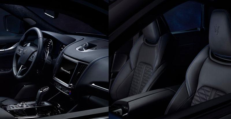 A bord, on retrouve ce qui fait du Levante un SUV d'exception: là, tout n'est qu'ordre et beauté, luxe, calme et volupté!