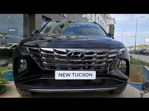 HYUNDAI lance son nouveau Tucson 2021 au Maroc