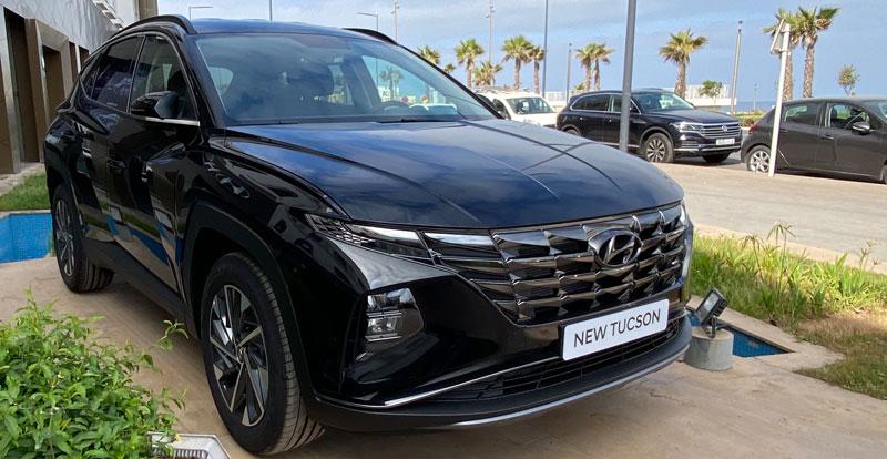 Nouveauté Maroc - Le HYUNDAI Tucson 4 effectue ses débuts au Maroc