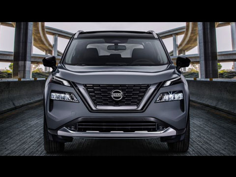 NISSAN X-Trail 2021 - le clip officiel