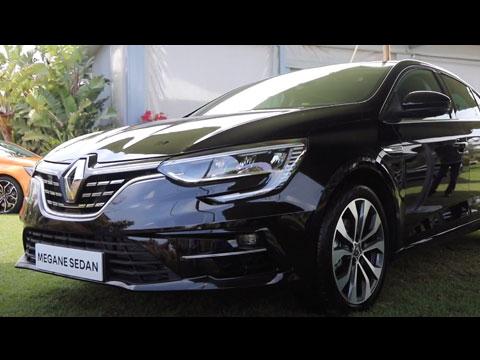 RENAULT Megane Sedan et RS 2021 Maroc