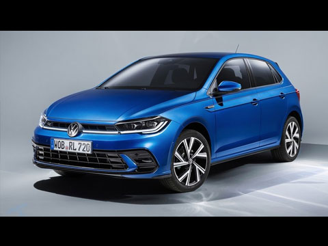 VW Polo facelift 2022 - le spot officiel