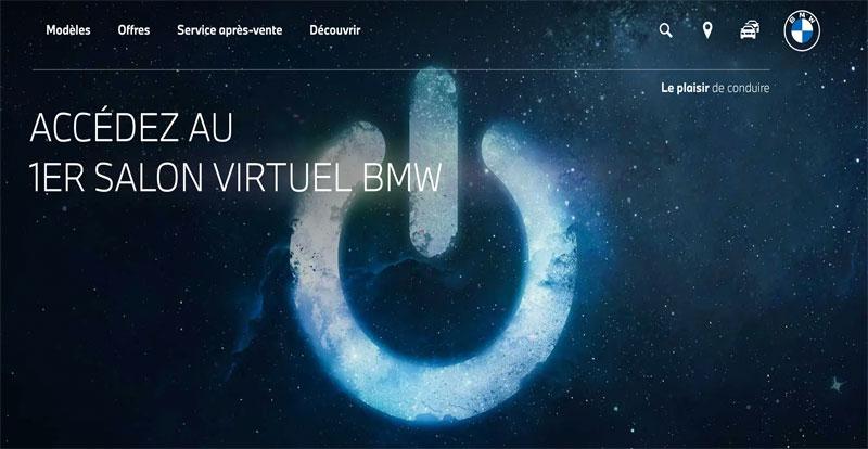 Visitez le 1er Virtual Motorshow BMW Marocdès maintenant