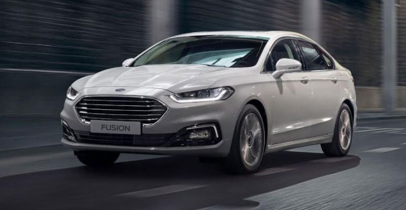 Nouveauté Maroc - FORD Fusion 2021 facelift: l'âge de la maturité pour la berline familiale à l'Ovale bleu!