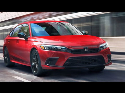 HONDA Civic Sedan 2022