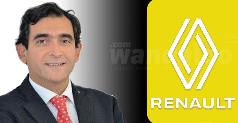 Actu. nationale - Nabil Touzani nommé Secrétaire général du groupe RENAULT Maroc