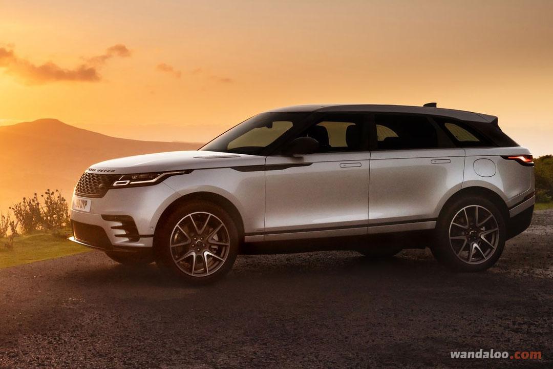 LAND ROVER Range Rover Velar facelift 2021